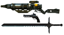 Mallory's Weapons