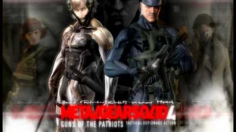 Metal Gear Solid 4 OST -Institute Renegade