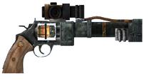 Laser Magnum Revolver