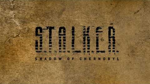 S.T.A.L.K.E.R. Shadow of Chernobyl OST - Tunnels