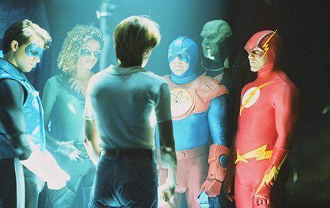 justice league show 2