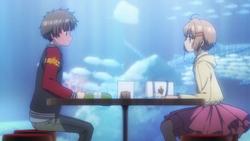 Episode 9 - Sakura's Thrilling Aquarium Visit