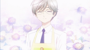 Clear Prologue - Yukito expresses grattitude to Clow Reed