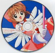 Cardcaptor Sakura COMPLETE VOCAL COLLECTION Disc 01