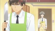 Clear Prologue - Touya mad about Sakura being upset