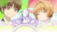 Syaoran & Sakura from CLEAR