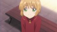 Clear Prologue - Sakura asks if she can name her bear after Syaoran