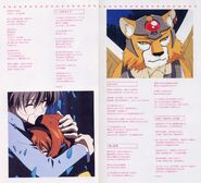 Cardcaptor Sakura COMPLETE VOCAL COLLECTION Booklet p. 19-20