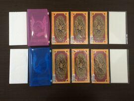 Cardcaptor Sakura CHARACTER SINGLE SPECIAL SET Back