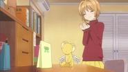 Clear Prologue - Sakura reaction to gift