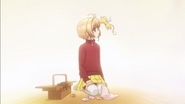 Clear Prologue - Kero tells Sakura he's there for her