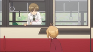 Clear Prologue - Syaoran promises to come back