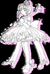Ch37 Tiara Ruffles costume