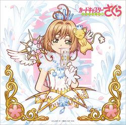 Cardcaptor Sakura Clear Card Original Soundtrack Front