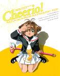 Cardcaptor Sakura Cheerio! TV Illustrations Vol