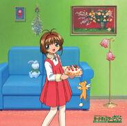 Cardcaptor Sakura Theme Song Collection Booklet Front