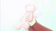 Clear Prologue - Sakura presenting the bear to Syaoran
