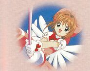 Cardcaptor Sakura Original Soundtrack 1 Tray
