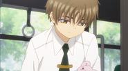 Clear Prologue - Syaoran names the bear Sakura