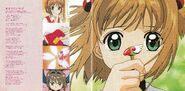 Cardcaptor Sakura Original Soundtrack 1 Booklet p. 09-10