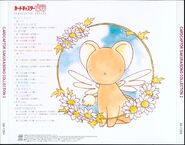 CARDCAPTOR SAKURA SONG COLLECTION 2 Back