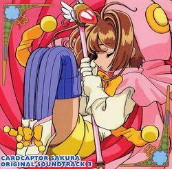 Cardcaptor Sakura Original Soundtrack 3 Front
