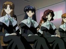 Is that Rika in MKR OVA