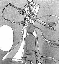 Syaoran's Sword -Tsubasa Chronicles Manga