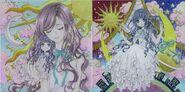Yasashisa no Tane Booklet Front & Back