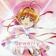 Jewelry Anime Edition Front