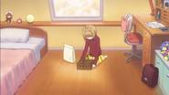 Clear Prologue - Sakura prepares to make bear for Syaoran
