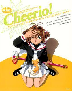 Cheerio 01 Cover Reprint