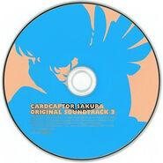 Cardcaptor Sakura Original Soundtrack 3 Disc