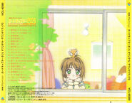 Cardcaptor Sakura Original Soundtrack 3 Back
