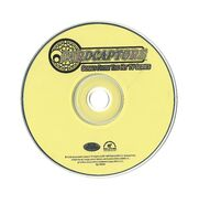 CARDCAPTORS SONGS FROM THE HIT TV SERIES Disc