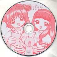 Cardcaptor Sakura Original Soundtrack 1 Disc
