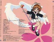 Cardcaptor Sakura Original Soundtrack 2 Back