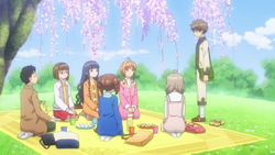 Episode 5 - Sakura Feels a Pull at the Flower Viewing