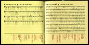 Cardcaptor Sakura Tomoeda Shougakkou Chorus-bu Christmas Concert Booklet p. 11-12