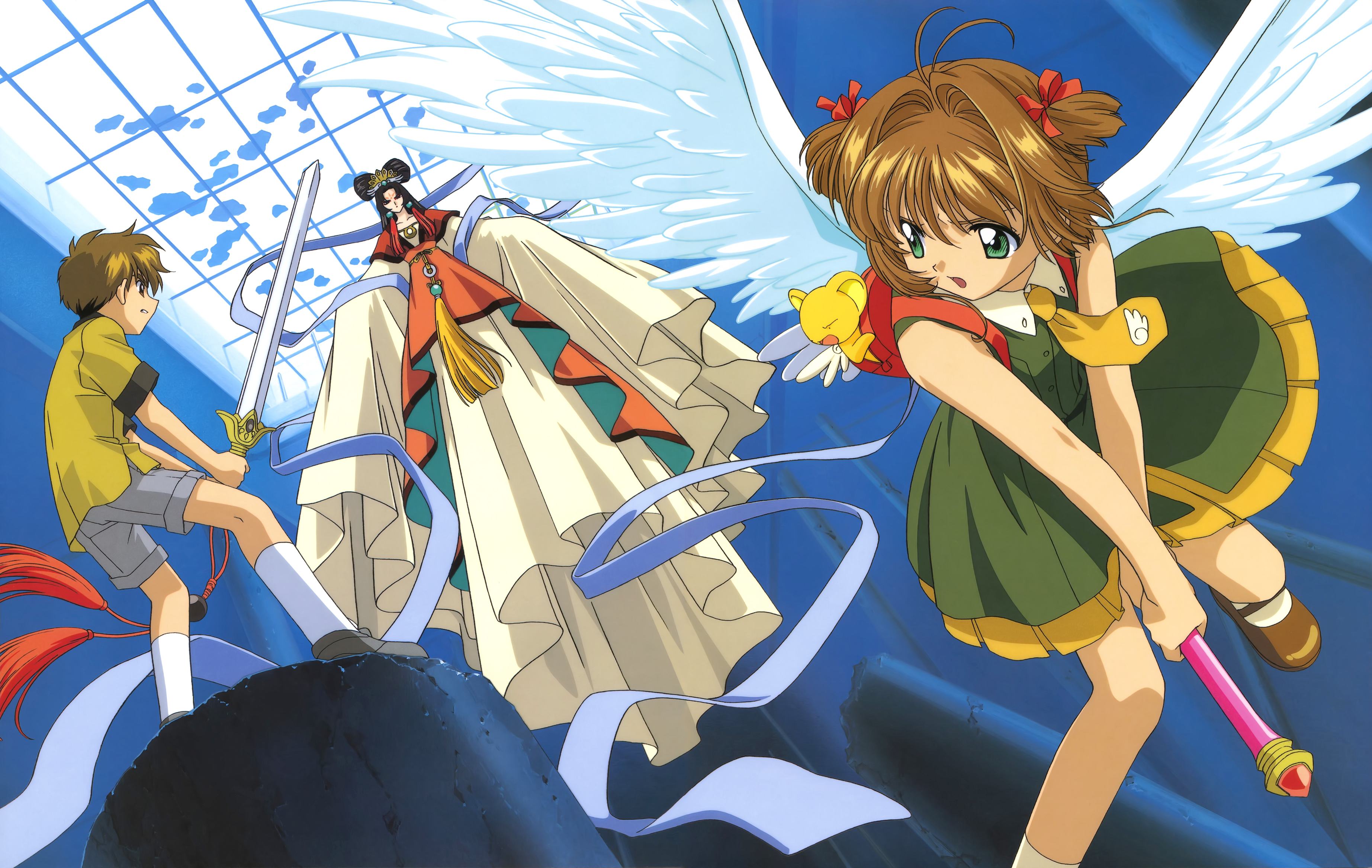 The Fly | Cardcaptor Sakura Wiki | Fandom