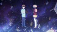 Clear Prologue - Sakura and Syaoran clow cards