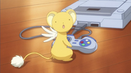Clear Prologue - Kero playing video games