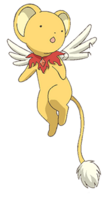Kero's Fire Outfit2