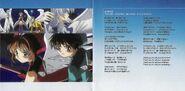 Cardcaptor Sakura Movie 2 The Sealed Card Original Soundtrack Booklet p. 03-04
