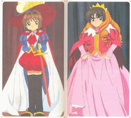 Cardcaptor Sakura COMPLETE VOCAL COLLECTION Booklet p. 13-14
