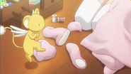 Clear Prologue - Kero wondering what's so important