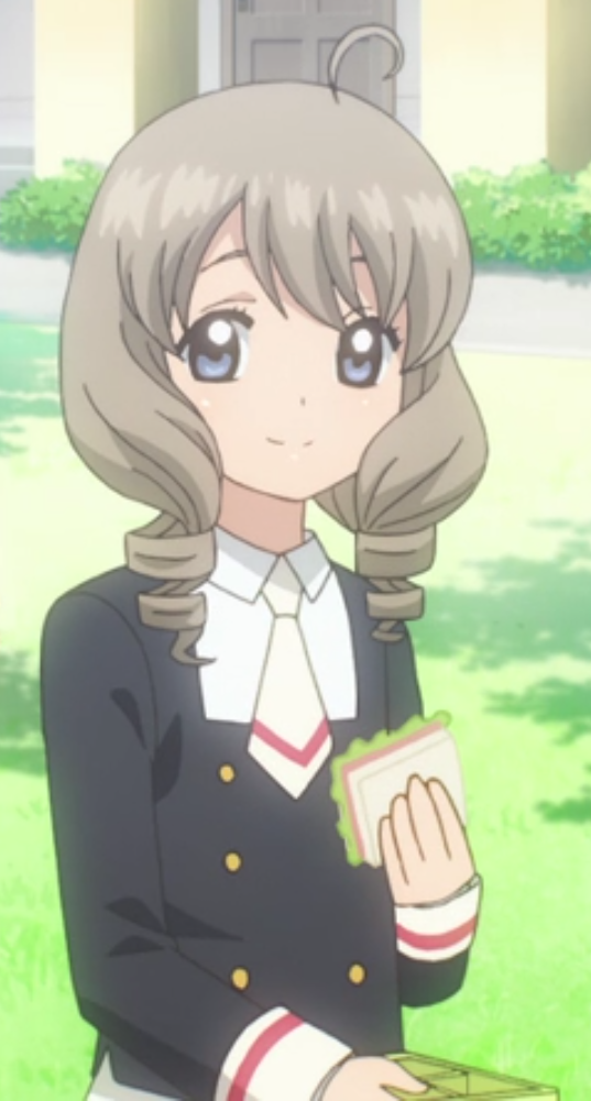 Fantastic Akiho Shinomoto Cardcaptor Sakura Wiki Fandom Powered Birthday Cards Printable Opercafe Filternl