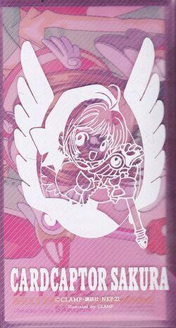 Cardcaptor Sakura CHARACTER SINGLE SPECIAL SET Vol.1 Front