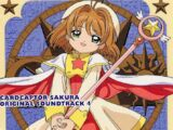 Cardcaptor Sakura Original Soundtrack 4