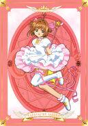 Cardcaptor Sakura 2001 v2 Calendar